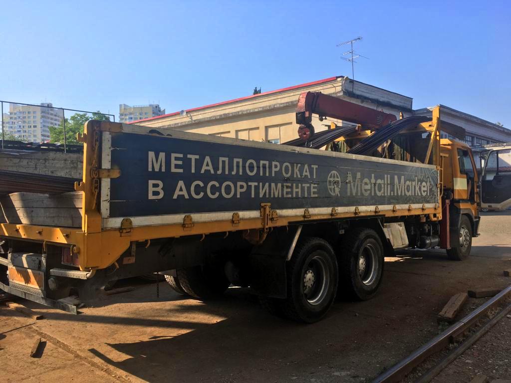 Доставка металла в Сочи