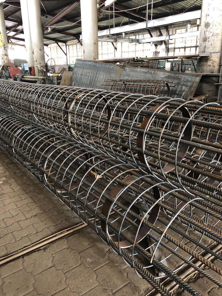 Производство металлокаркасов